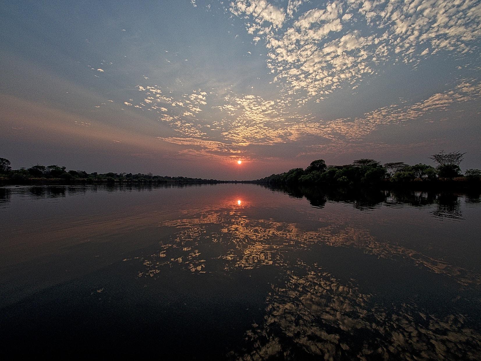 Kafue Sunrise : Zambia
