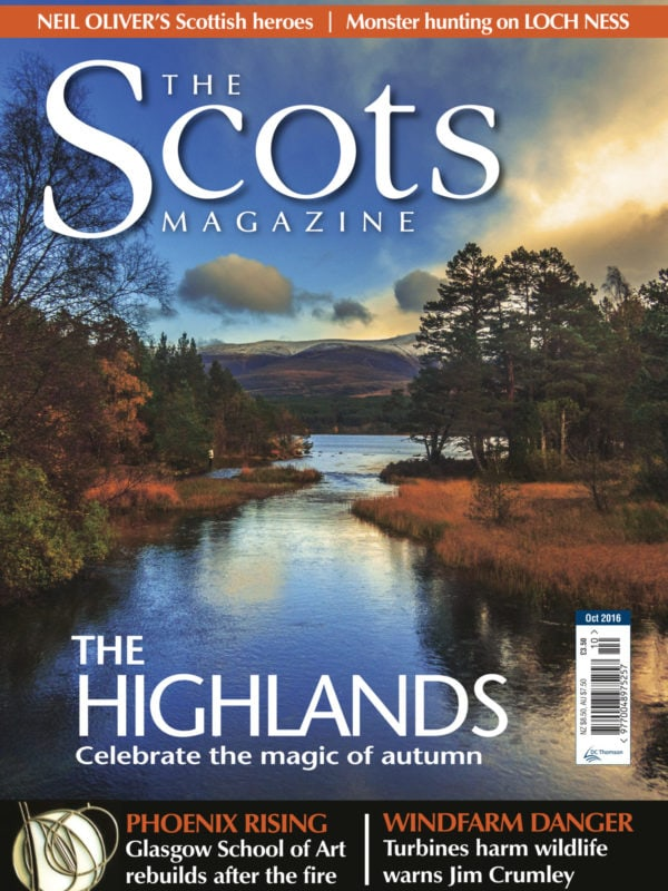The Scots Magazine - October Cover