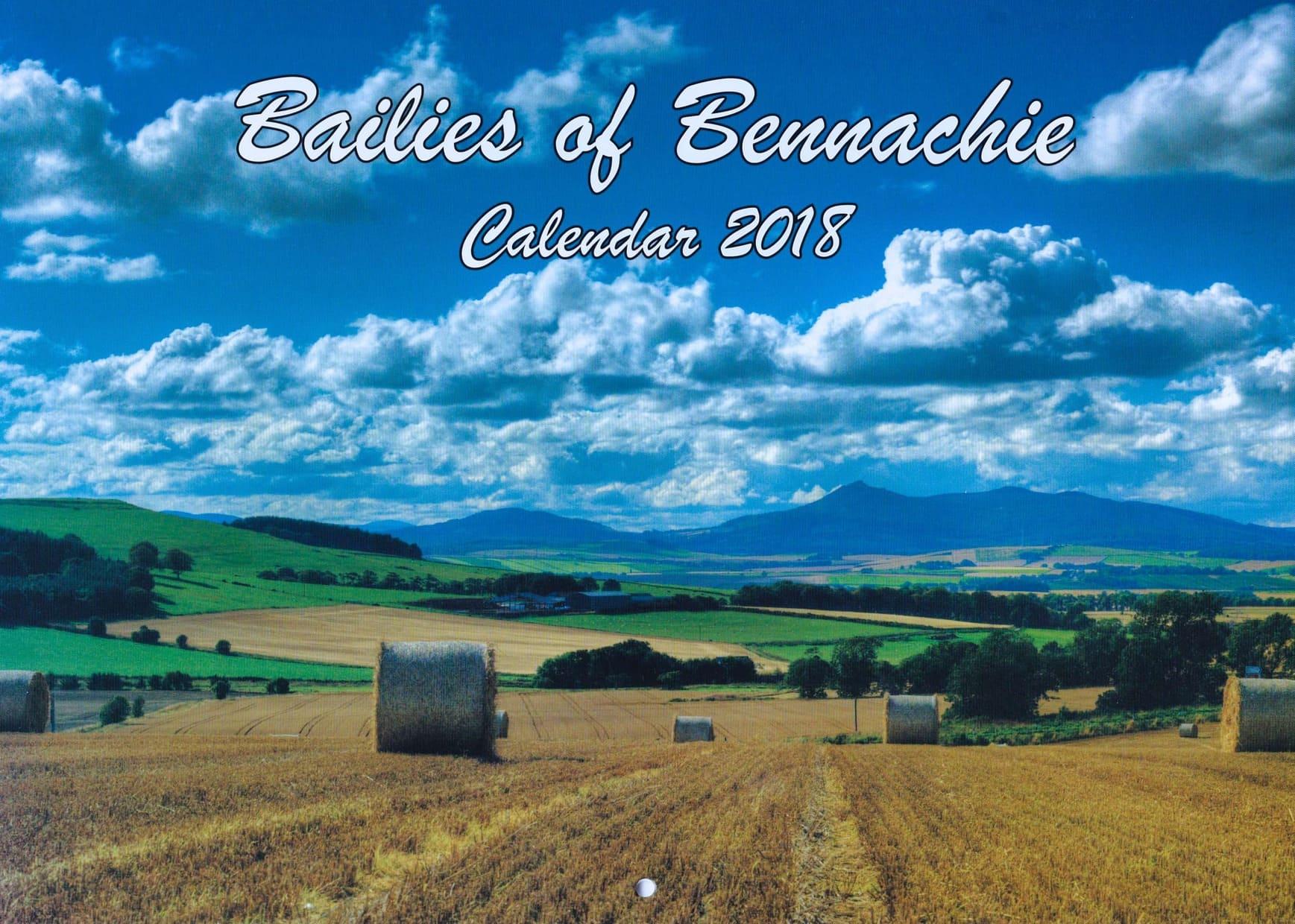 Bennachie Calendar 2018