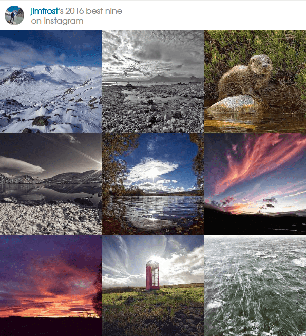 Best of Instagram 2016